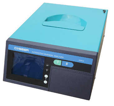 Emission Gas Analyser